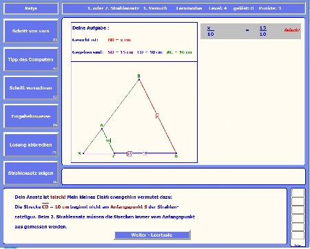 SMILE-Lernprogramme für Mathematik